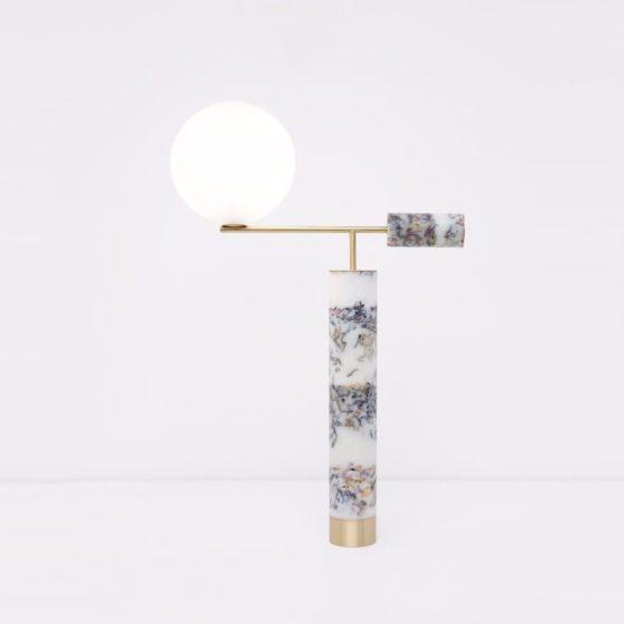 Marcin RUSAK Flora Lamp I White