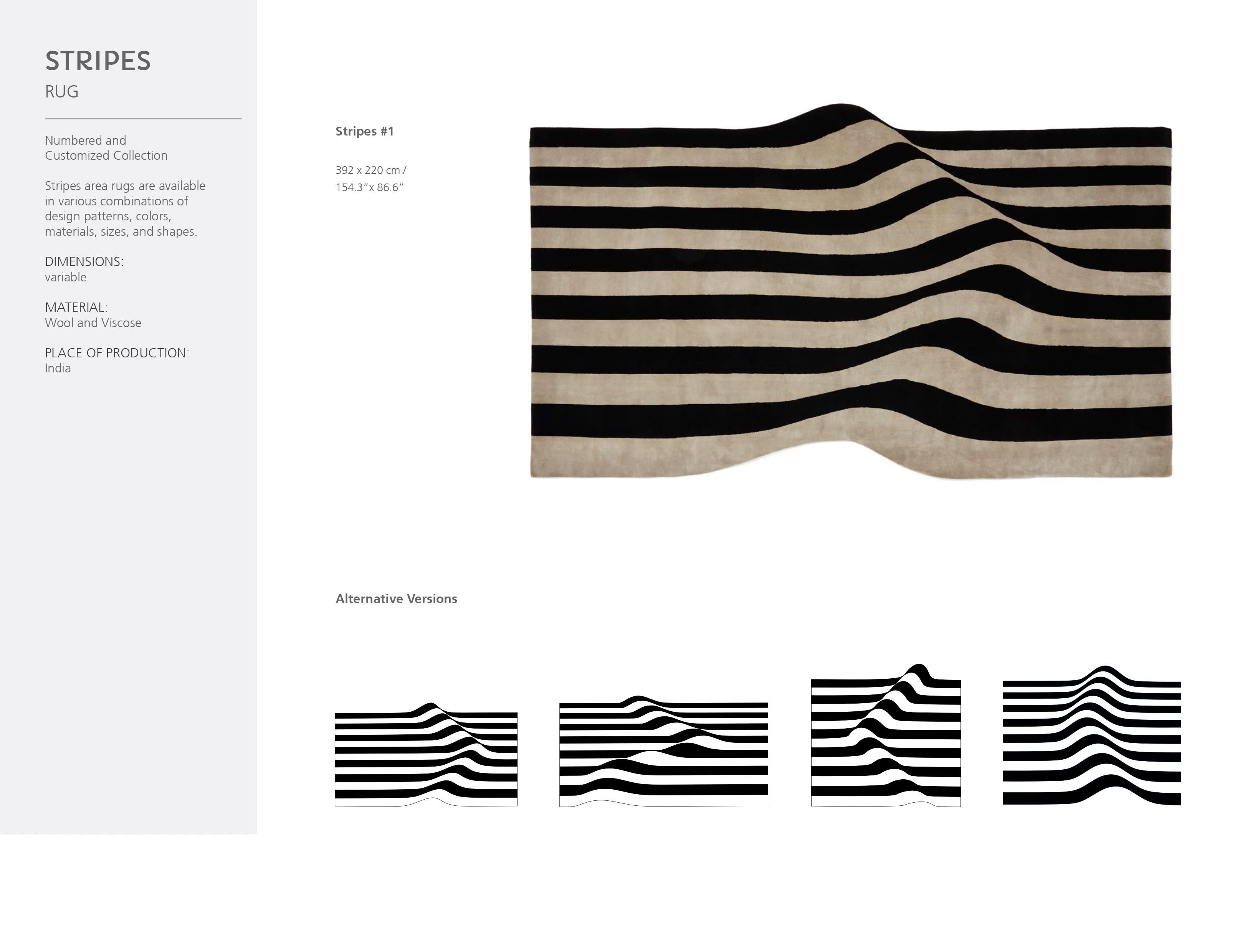 Emmanuel BABLED Stripes