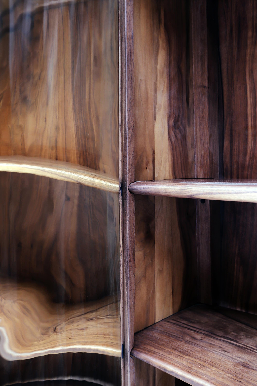 Valentin LOELLMANN Brass Cabinet