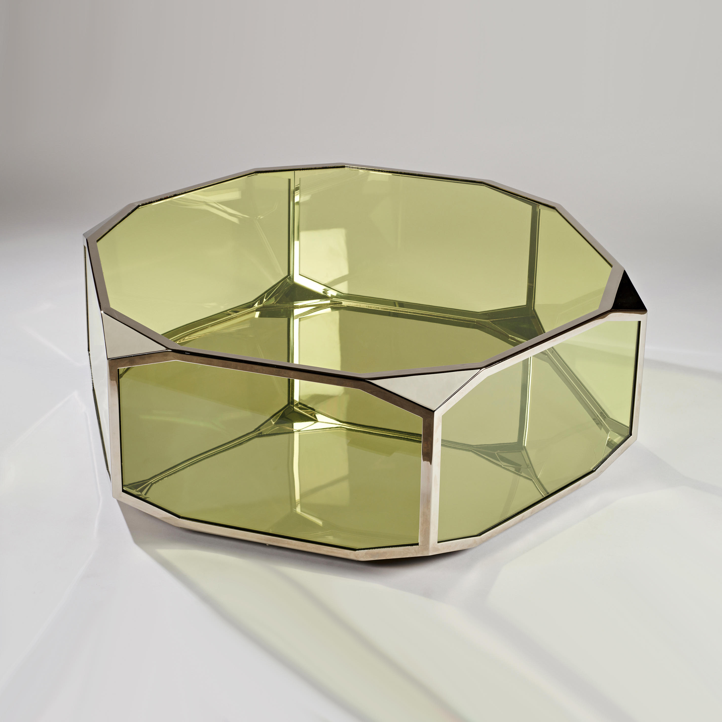 Maurice MARTY Squelette Coffee Table