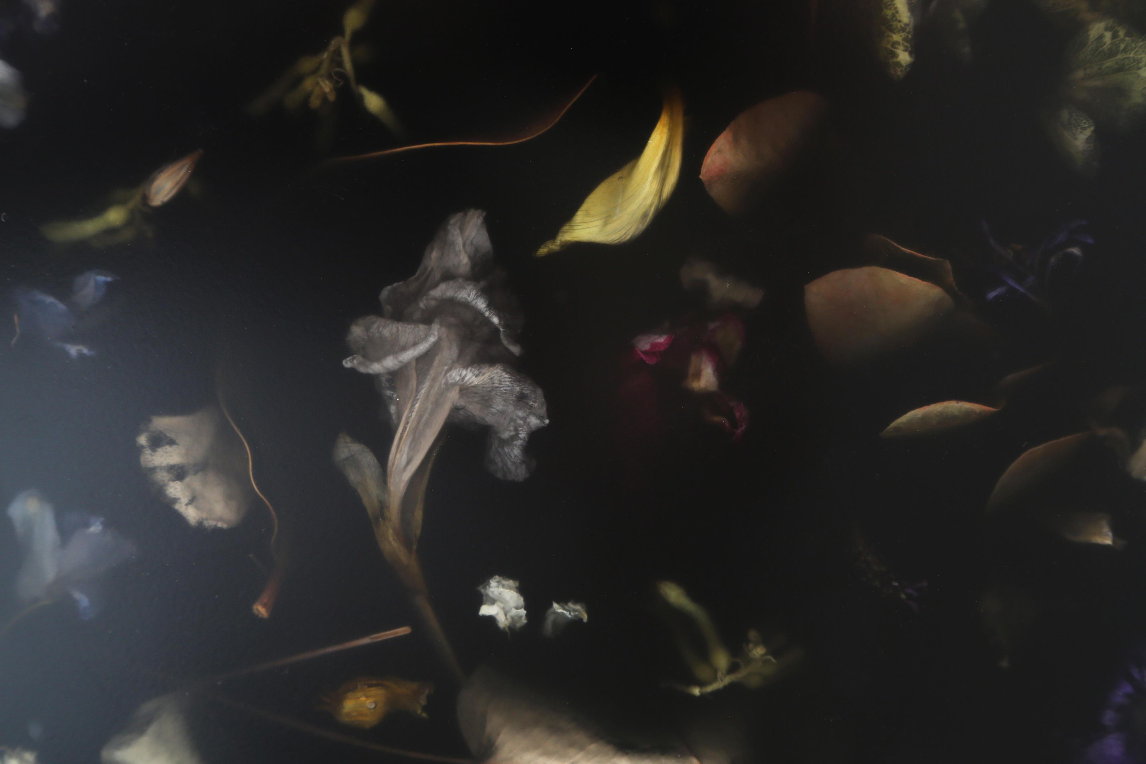Marcin RUSAK Flora Wall Light