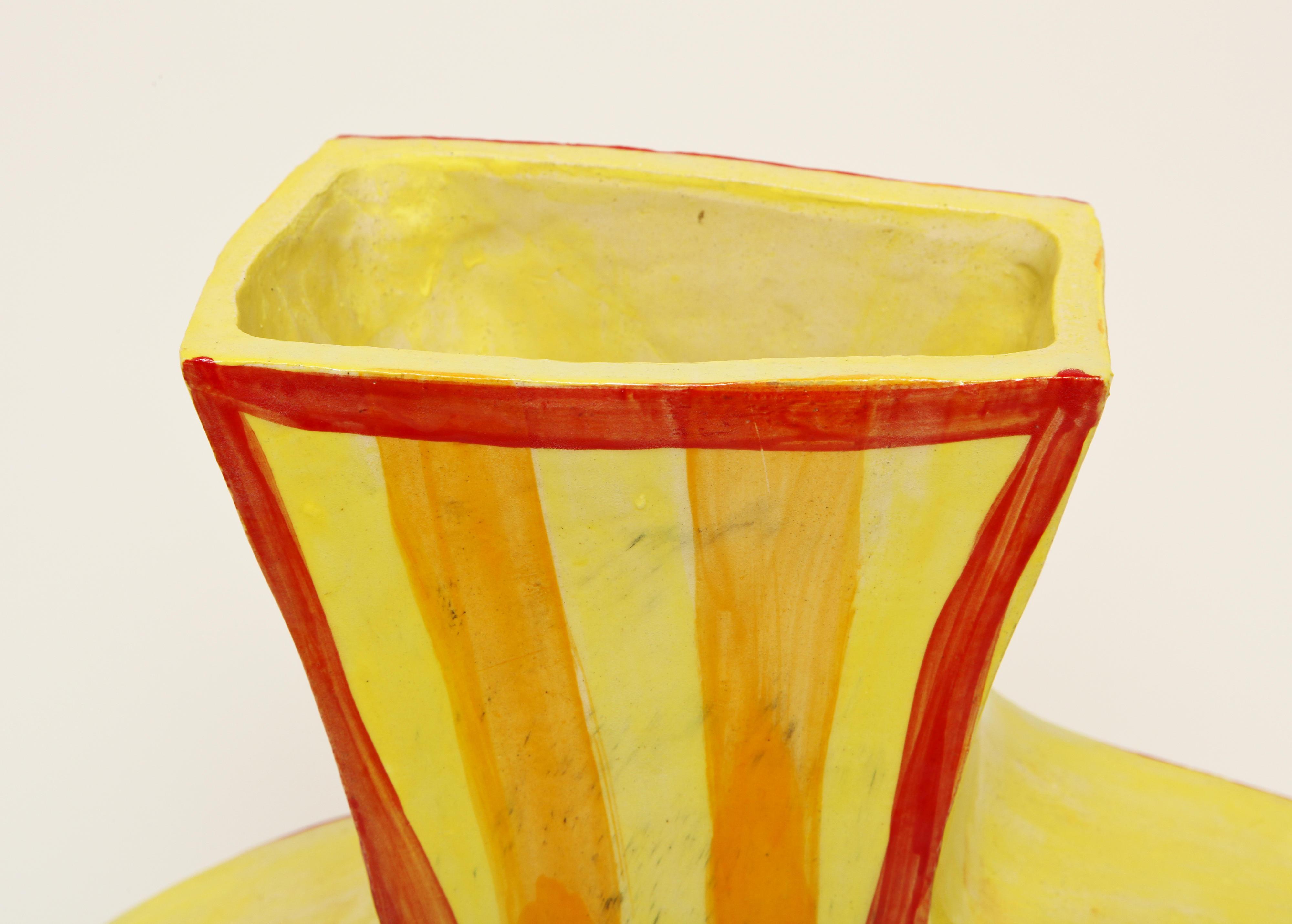 Alice GAVALET Orange & Yellow